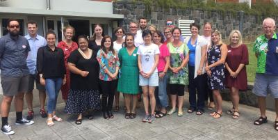 Staff new to Marist schools